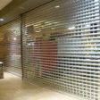 Biztonsági rács üzletek és kirakatok védelmére